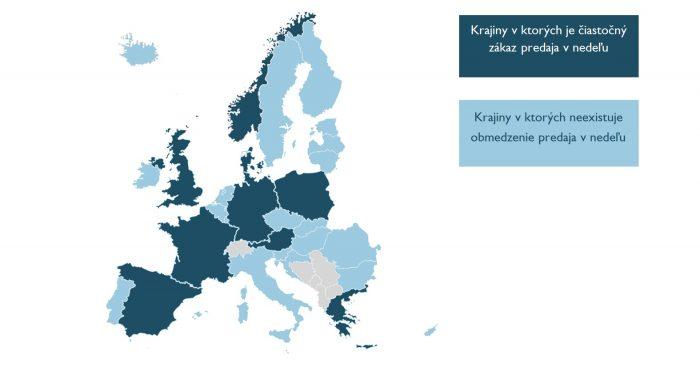 Kam sa (ne)vybrať na nákupy v nedeľu  - Európske spotrebiteľské ... 23893111133